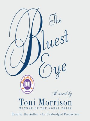 Click this cover for a(n) Audiobook sample of The Bluest Eye.