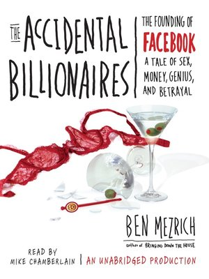Cover of The Accidental Billionaires
