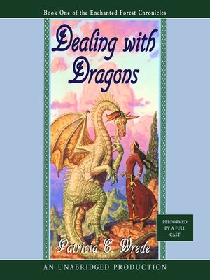 Click this cover for a(n) Audiobook sample of Dealing With Dragons.
