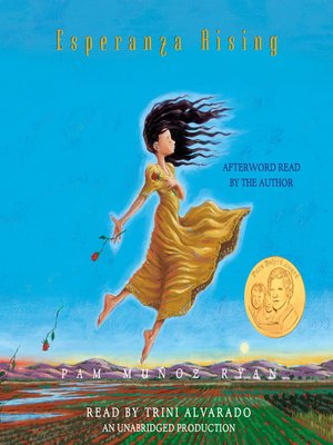 Click this cover for a(n) Audiobook sample of Esperanza Rising.