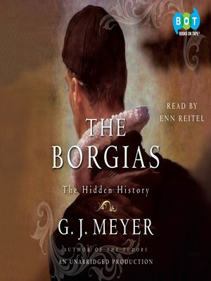 Click this cover for a(n) Audiobook sample of The Borgias