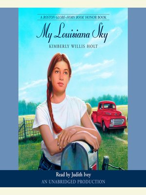 Click this cover for a(n) Audiobook sample of My Louisiana Sky.