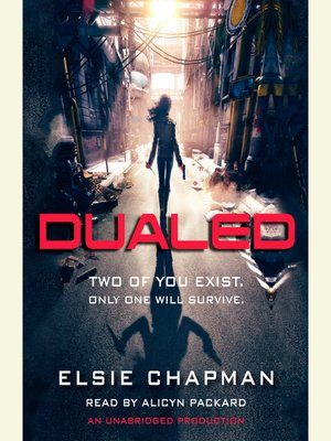 Click this cover for a(n) Audiobook sample of Dualed.