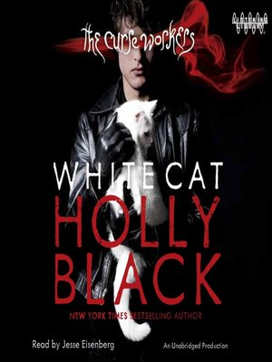 Click this cover for a(n) Audiobook sample of White Cat