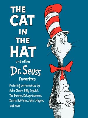 Click this cover for a(n) Audiobook sample of The Cat in the Hat and Other Dr. Seuss Favorites