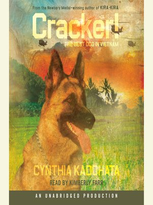 Click this cover for a(n) Audiobook sample of Cracker!