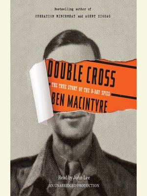 Click this cover for a(n) Audiobook sample of Double Cross