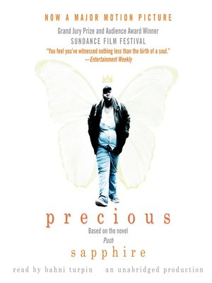 Click this cover for a(n) Audiobook sample of Precious.