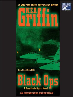 Click this cover for a(n) Audiobook sample of Black Ops