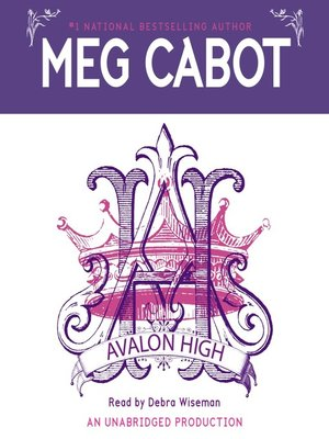 Click this cover for a(n) Audiobook sample of Avalon High