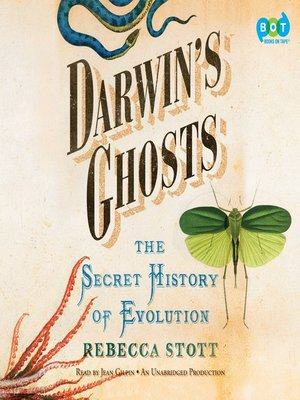 Click this cover for a(n) Audiobook sample of Darwin's Ghosts.