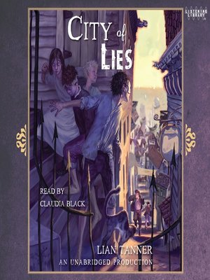 Click this cover for a(n) Audiobook sample of City of Lies.