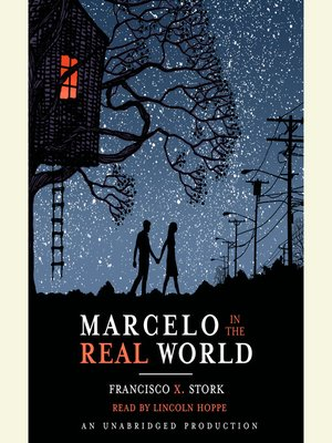 Click this cover for a(n) Audiobook sample of Marcelo in the Real World