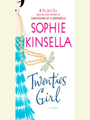 Click this cover for a(n) Audiobook sample of Twenties Girl