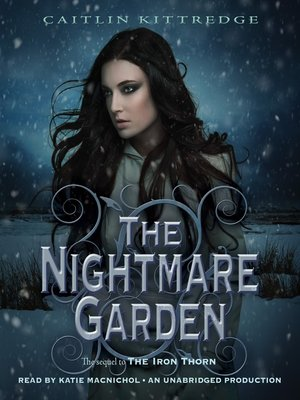 Click this cover for a(n) Audiobook sample of The Nightmare Garden.