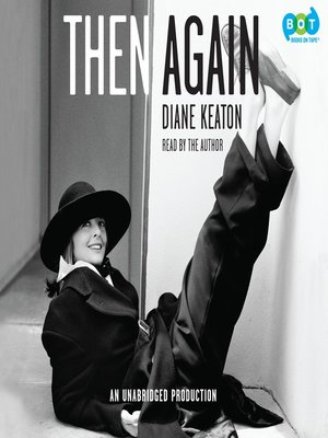 Click this cover for a(n) Audiobook sample of Then Again