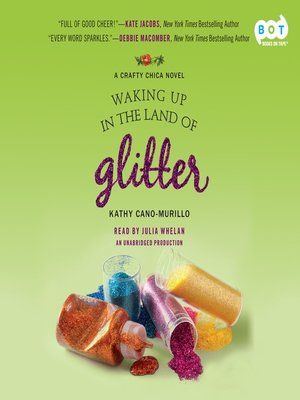 Click this cover for a(n) Audiobook sample of Waking Up in the Land of Glitter.