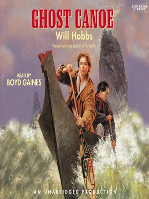 Click this cover for a(n) Audiobook sample of Ghost Canoe.