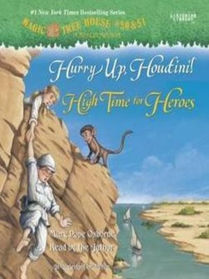 Magic Tree House, Books 50 & 51