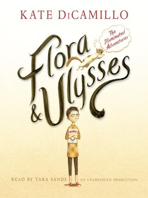 Cover of Flora and Ulysses