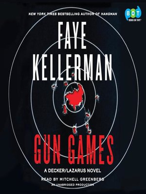 Click this cover for a(n) Audiobook sample of Gun Games.