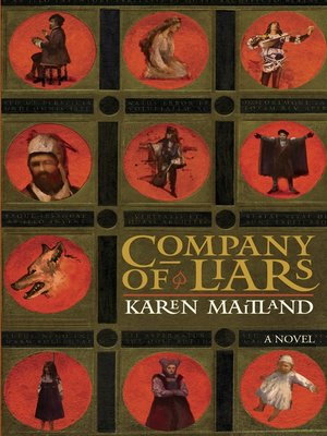 Click this cover for a(n) Audiobook sample of Company of Liars.