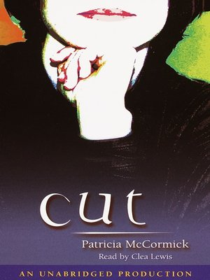 Click this cover for a(n) Audiobook sample of Cut