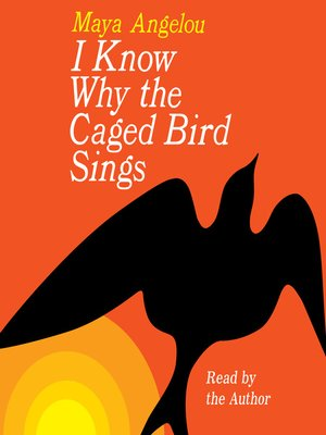 Click this cover for a(n) Audiobook sample of I Know Why the Caged Bird Sings.