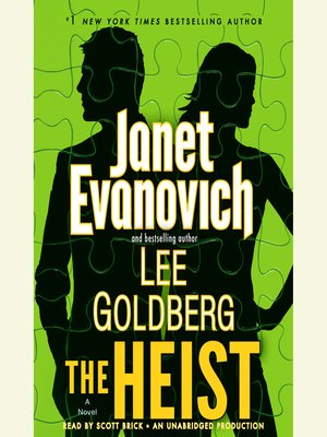 Click this cover for a(n) Audiobook sample of The Heist.