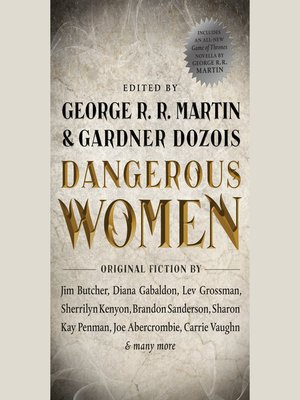 Click this cover for a(n) Audiobook sample of Dangerous Women
