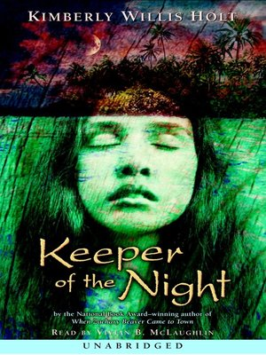 Click this cover for a(n) Audiobook sample of Keeper of the Night
