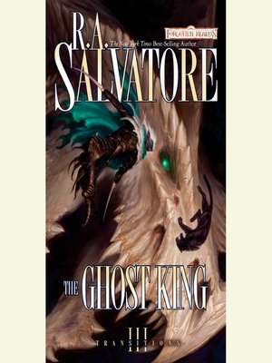 Click this cover for a(n) Audiobook sample of The Ghost King