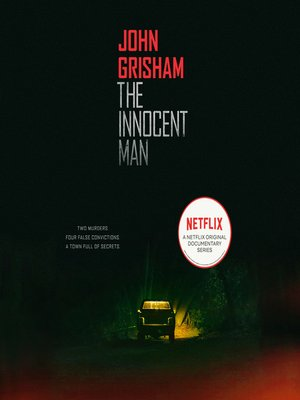 Click this cover for a(n) Audiobook sample of The Innocent Man.