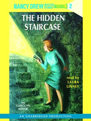 Click this cover for a(n) Audiobook sample of The Hidden Staircase.