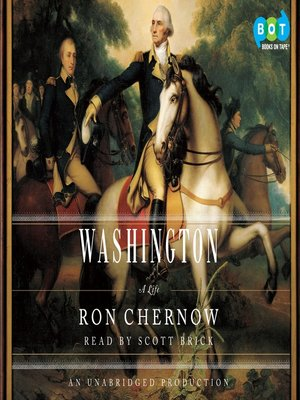 Click this cover for a(n) Audiobook sample of Washington.