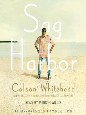 Click this cover for a(n) Audiobook sample of Sag Harbor