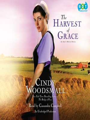 Click this cover for a(n) Audiobook sample of The Harvest of Grace.