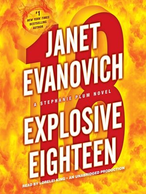 Cover of Explosive Eighteen