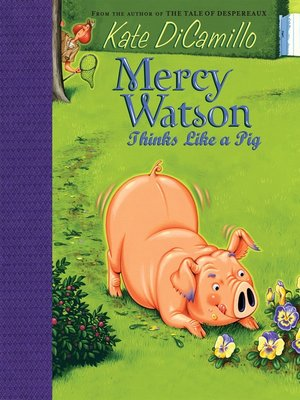 Click this cover for a(n) Audiobook sample of The Mercy Watson Collection Volume 3.