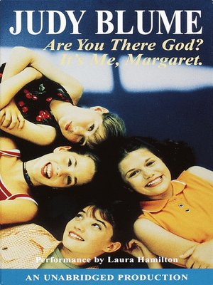 Click this cover for a(n) Audiobook sample of Are You There God? It's Me, Margaret