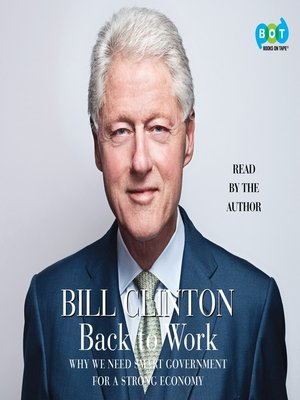 Click this cover for a(n) Audiobook sample of Back to Work