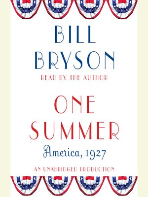 Cover of One Summer