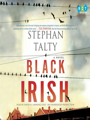 Click this cover for a(n) Audiobook sample of Black Irish.