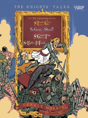 Cover of The Knights' Tales Collection
