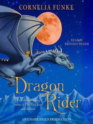 Click this cover for a(n) Audiobook sample of Dragon Rider.