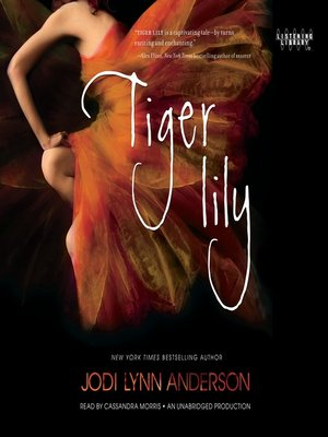 Cover of Tiger Lily