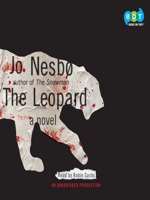 Click this cover for a(n) Audiobook sample of The Leopard.