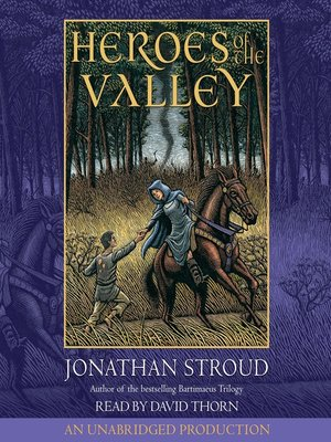 Click this cover for a(n) Audiobook sample of Heroes of the Valley.