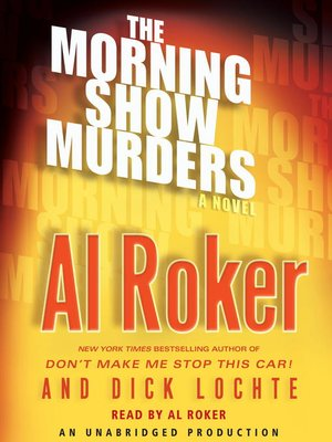 Click this cover for a(n) Audiobook sample of The Morning Show Murders.