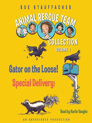 Animal Rescue Team Collection